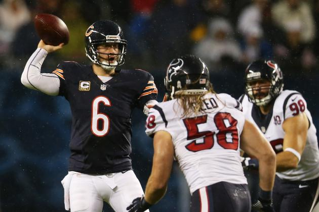 Jay Cutler Suffers Concussion, Will Not Return