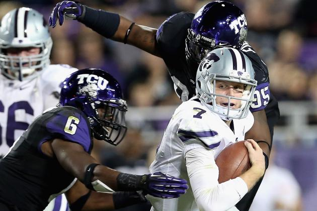Kansas State or Oregon: Which Team Gets Upset First, and by Whom?