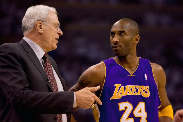 Who Needs Who More, Kobe Bryant or Phil Jackson?