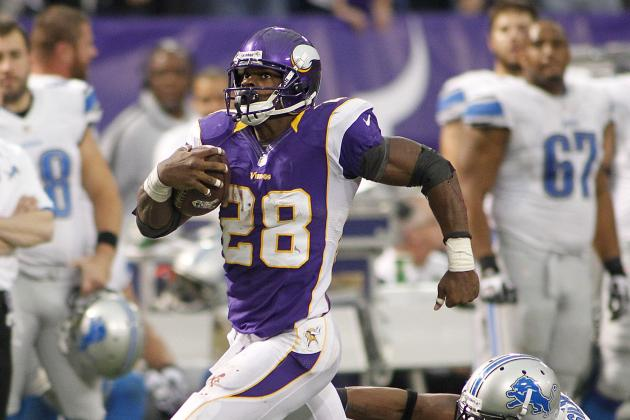 Adrian Peterson Is Game's Best