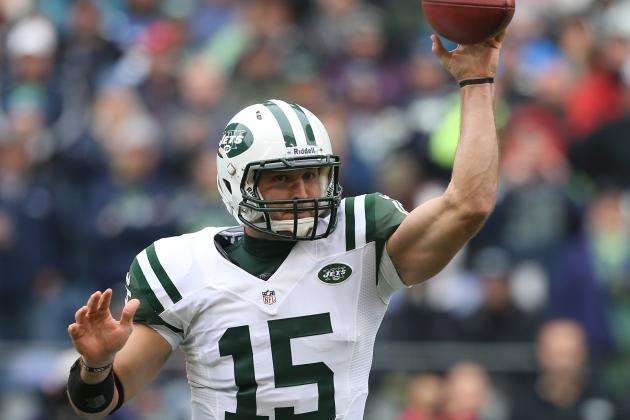 Mark Sanchez vs. Tim Tebow: Where Does Jets' QB Controversy Stand after Week 10?