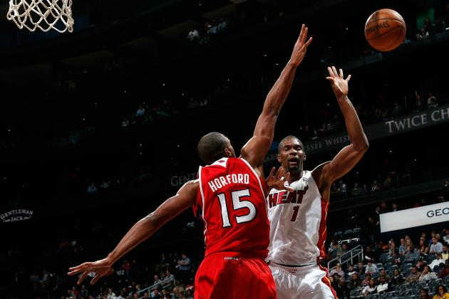 Miami Heat's Chris Bosh Will Be an All-Star in 2012-13