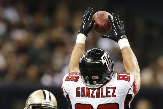 Tony Gonzalez Becomes First TE in NFL History with 100 Receiving Touchdowns