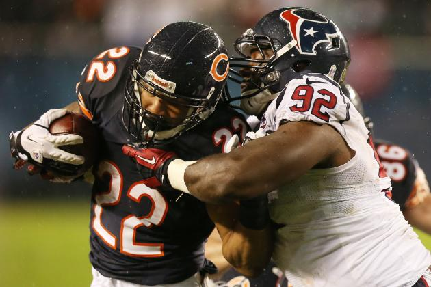 Matt Forte: Projecting Fantasy Stock for Bears RB After Jay Cutler Injury