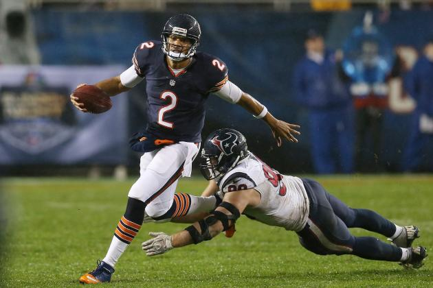 Jason Campbell: Evaluating Fantasy Value of Chicago Bears' QB