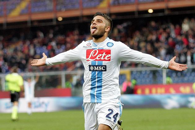 Napoli Work Their Way Back into Scudetto Contention with Win vs. Genoa