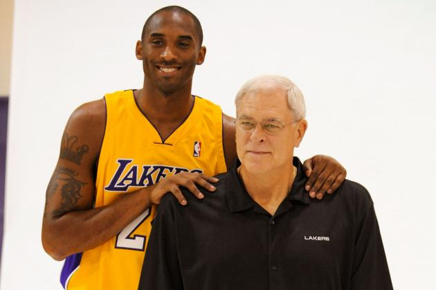 Kobe Bryant, Magic Johnson Admit True Feelings About Phil Jackson