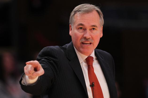 Mike D'Antoni to Be Named Head Coach of the Los Angeles Lakers