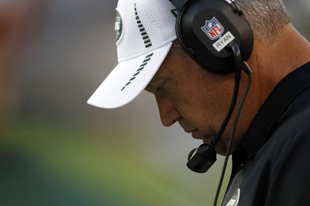 Rex Ryan's Handling of the Sanchez-Tebow Problem Should Put Him on the Hot Seat