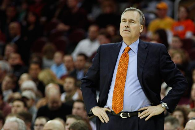 Los Angeles Lakers Hire Mike D'Antoni