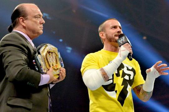 Survivor Series 2012: Does History Prove That CM Punk Will Win?