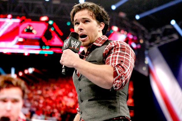 Who Will Win in the Ryback vs. Brad Maddox Match on WWE Monday Night Raw?