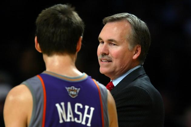 Twitter Explodes as Lakers Hire Mike D'Antoni over Phil Jackson