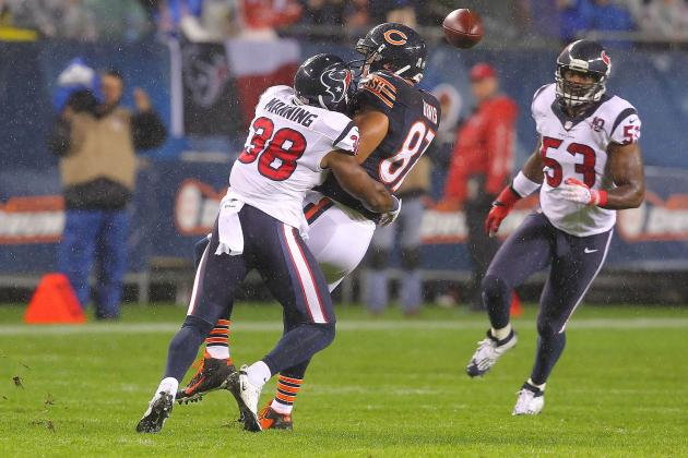 Texans vs. Bears: Houston Stakes Claim as the NFL's Best Team in Rainy Chicago
