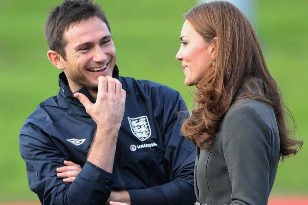 Frank Lampard in Talks with Chinese Super League Club Guizhou Renhe