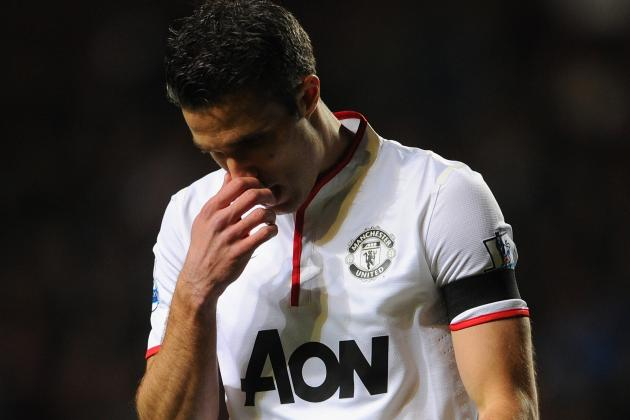 Robin Van Persie Pulls out of Netherlands Squad for Germany Friendly