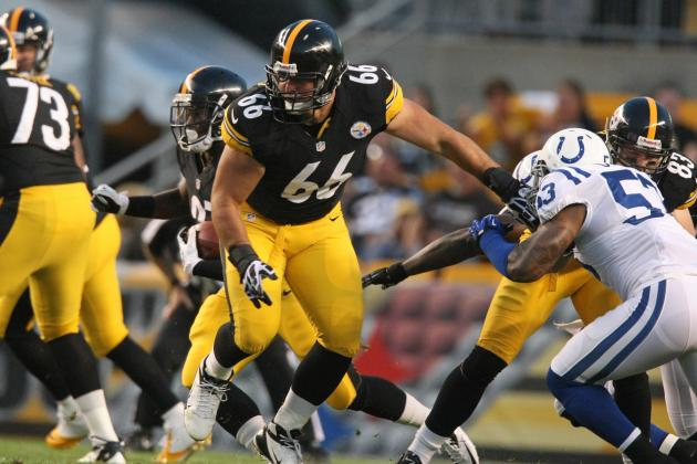 David DeCastro Watch 2012: Will the Pittsburgh Steelers Activate Him?