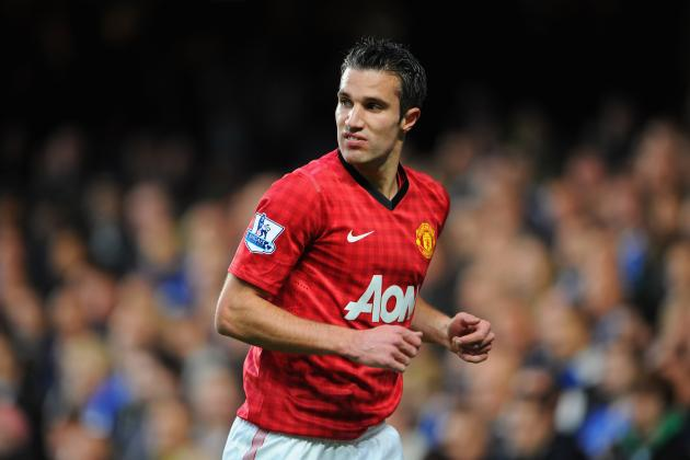 Robin Van Persie, Wayne Rooney Won't Play in Friendly Matches Due to Injury