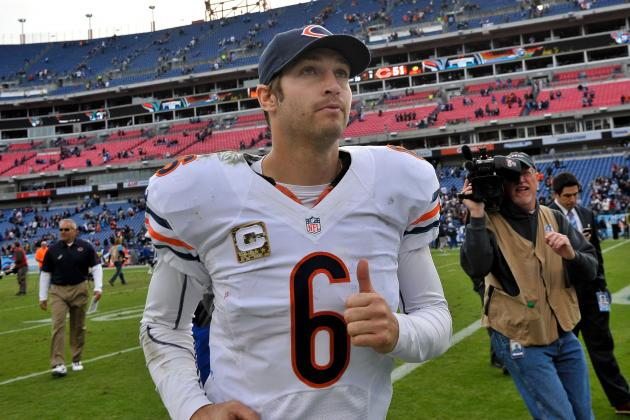 Jay Cutler Concussion: How Injury to QB Affects Bears' Fantasy Stars