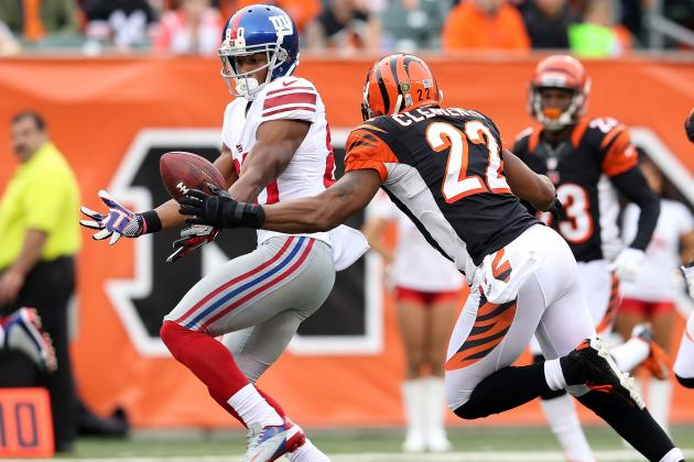 Cruz Drops TD as Giants Drop Game