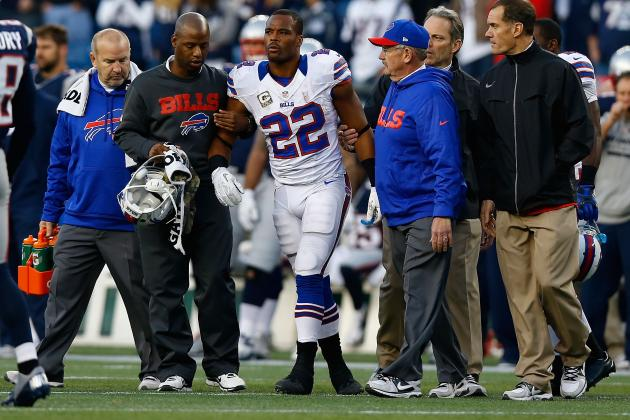 Fred Jackson Injury: Updates on Bills Star's Possible Concussion