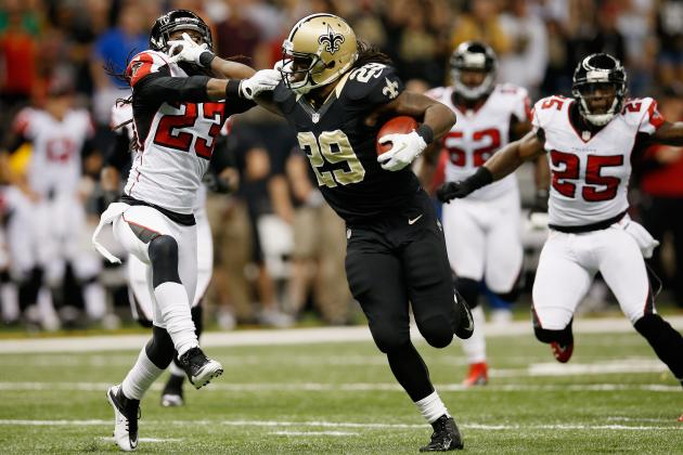 Chris Ivory's 1st-Quarter Run One for the Ages, and More NFC South News