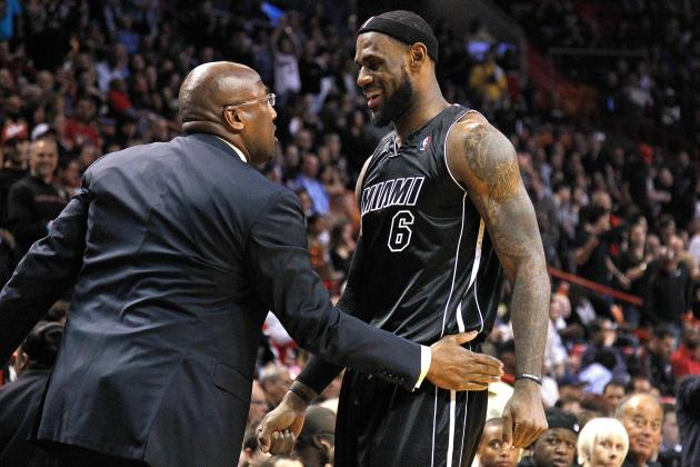 LeBron James Doesn't Think Mike Brown Got a 'Fair Shake'