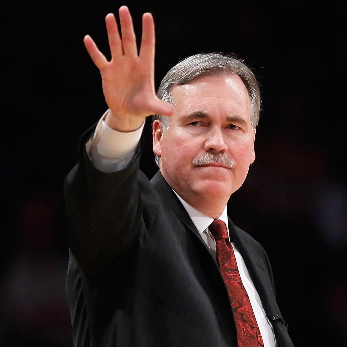 Mike D'Antoni Agrees To 3-Year Deal As New Lakers Head
