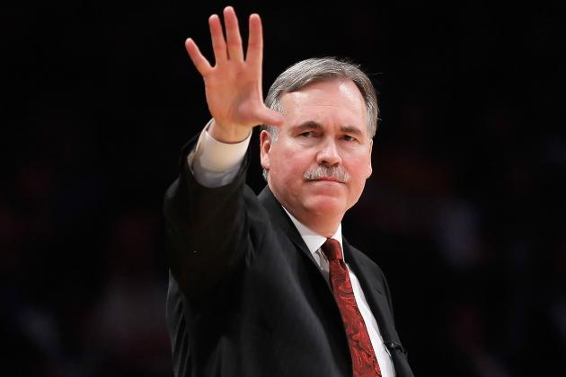 Mike D'Antoni Agrees to 3-Year Deal as New Lakers Head Coach