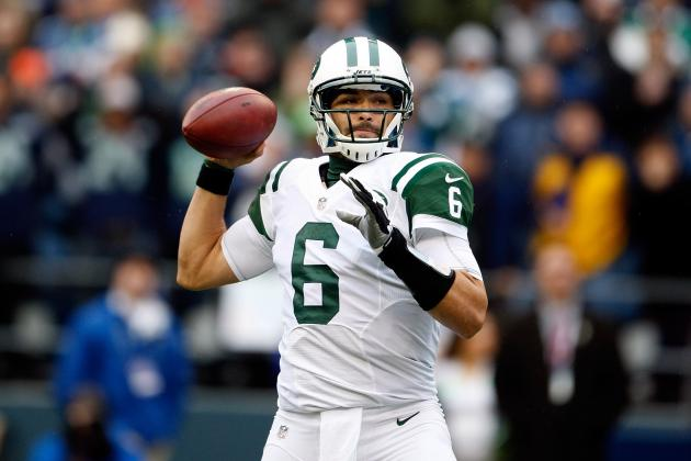 Mark Sanchez: Much-Maligned Jets QB Not to Blame for Team's Struggles