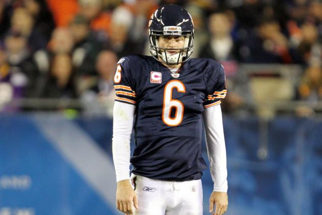 Cutler's Concussion Was at Least His Fifth