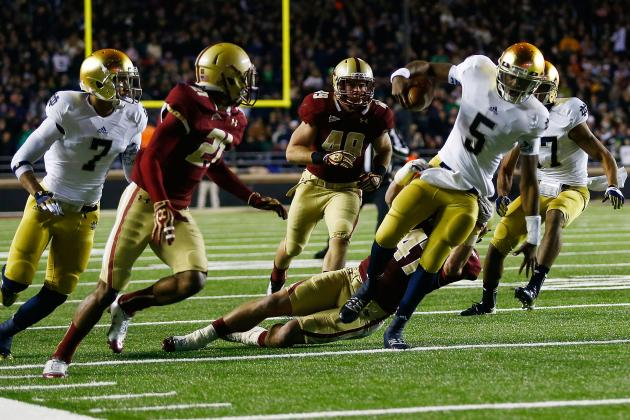 Will Independence Cost Notre Dame Title Shot in 2012 and Beyond?