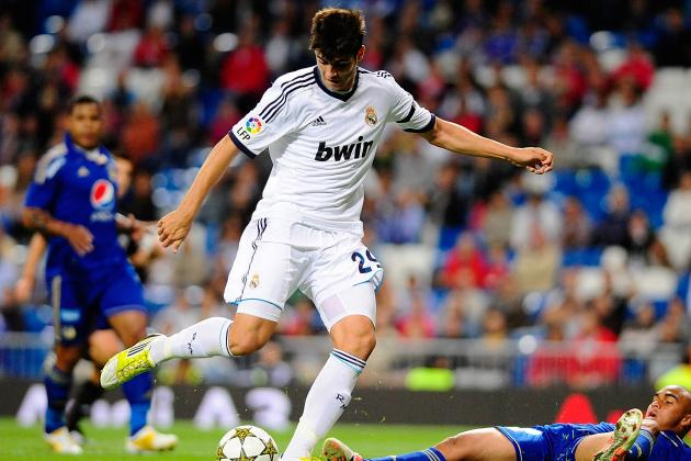 Arsenal Plot Move to Sign Young Real Madrid Striker