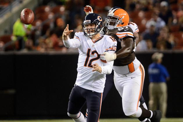 Bears Expected to Bring Back Josh McCown