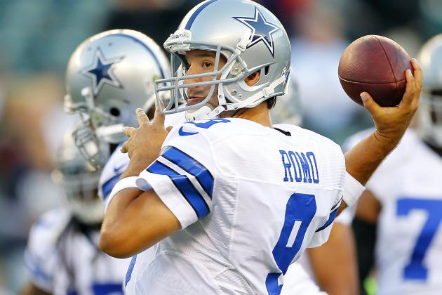 Archer: Romo Scrambles to Keep Cowboys Alive
