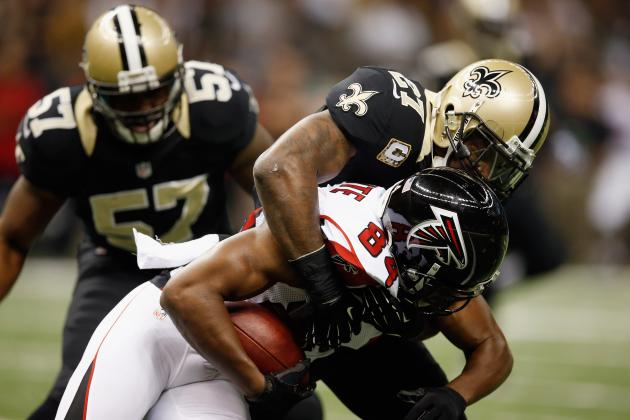 Saints Winning With...Defense? Who Would Have Thought? It's True in 2012