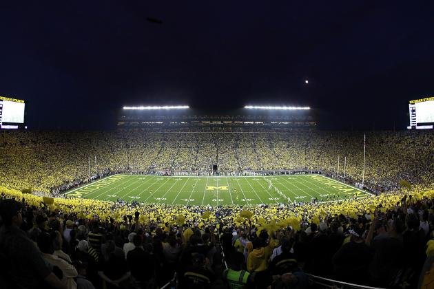 Michigan Amid Talks for 2013 Night Football Game