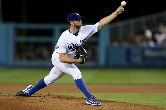 Dodgers Could Look to Trade Chris Capuano or Aaron Harang