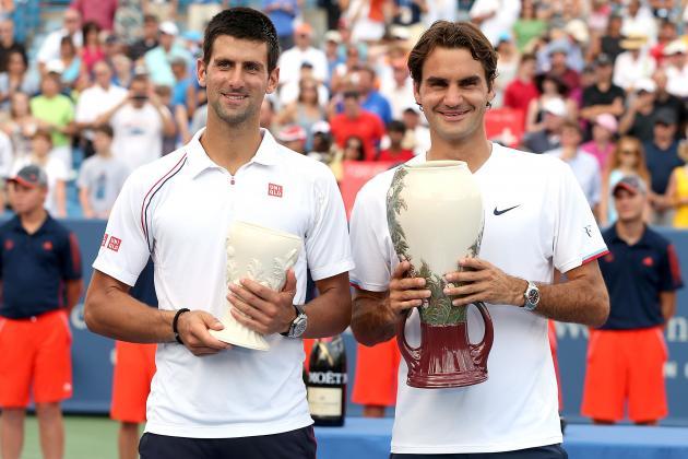 Novak Djokovic vs. Roger Federer: Preview and Prediction for Tour Finals Match