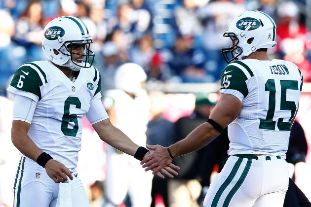 Tim Tebow: QB Change for Jets Would Shift Season from Bad to Worse