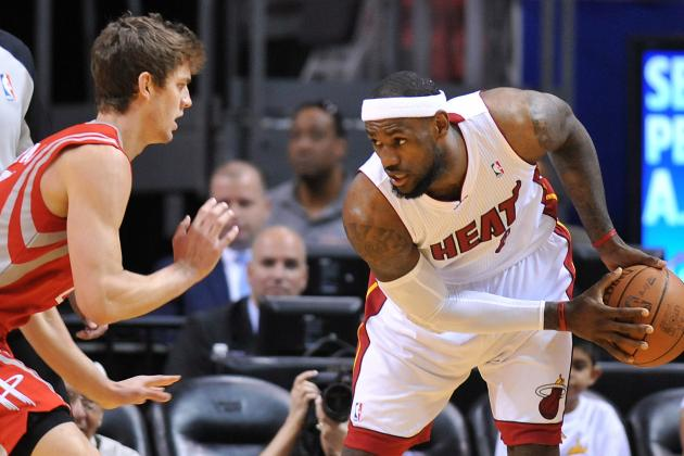 Miami Heat vs. Houston Rockets: Preview, Analysis and Predictions