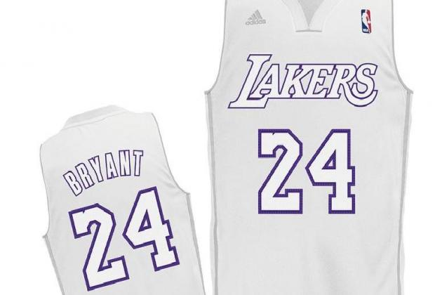Breaking Down Christmas 2012 Uniforms for Lakers, Knicks, Heat, Celtics and Nets
