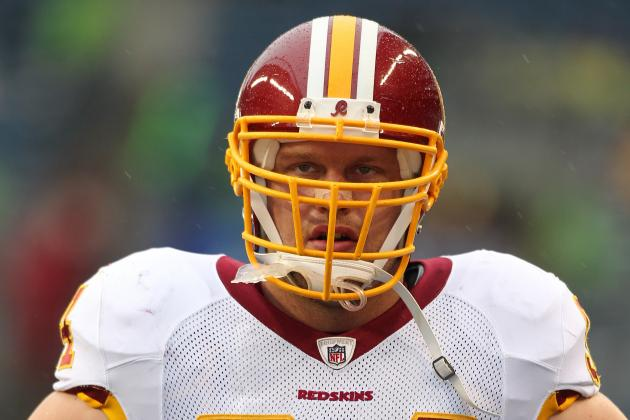 Carriker on Redskins Playoff Hopes: 'It's Far from Over'