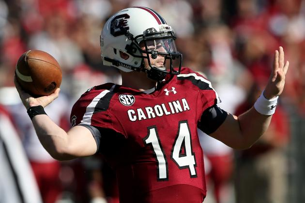 Connor Shaw Is in a Walking Boot & Other Notes from Steve Spurrier