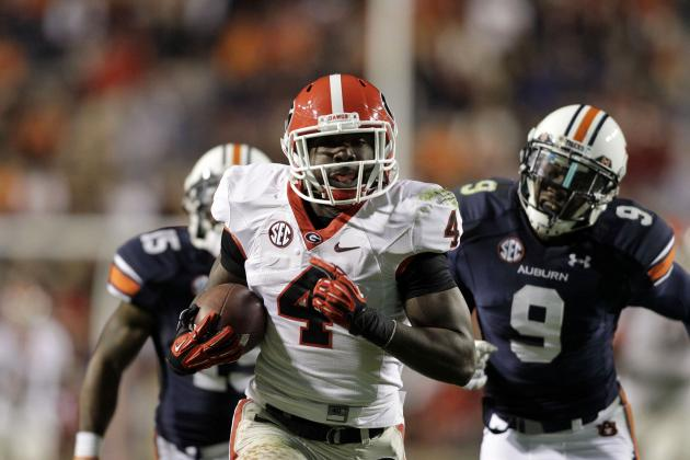 Georgia Not Readying for Alabama Yet