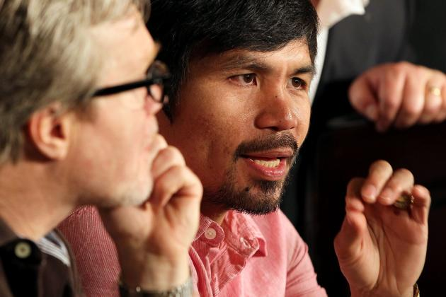 Manny Pacquiao: What's Being Said on Potential Superfight vs. Floyd Mayweather
