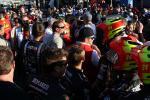 Brawl Erupts After Crash at NASCAR