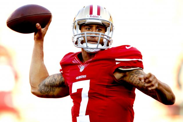 Colin Kaepernick: 49ers QB Proves Himself as More Than Just a 'Wildcat' Option