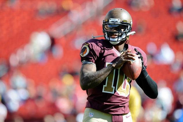 Robert Griffin III: Redskins QB Has Favorable Week 11 Fantasy Matchup vs. Eagles