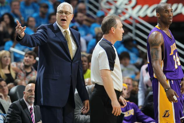 Did Phil Jackson Cost Himself Lakers Job with Too Many Ridiculous Requests?